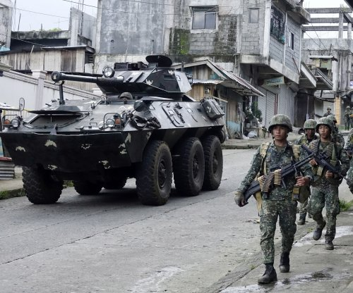 Philippines analyzing video of priest captured in Marawi