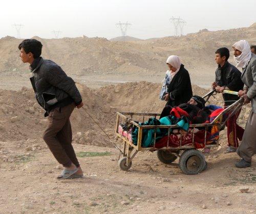 U.N.: Islamic State kills 231 civilians in west Mosul within three days
