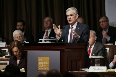 Powell says Federal Reserve will have patience with future rates
