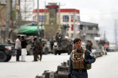 Attack on Sikh temple in Afghanistan kills at least 25