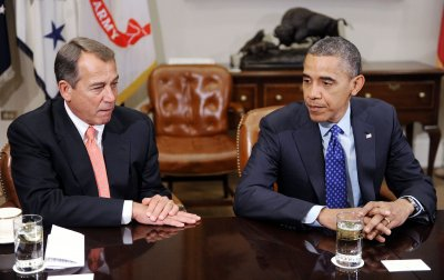 Boehner to Obama: Stop slow-walking