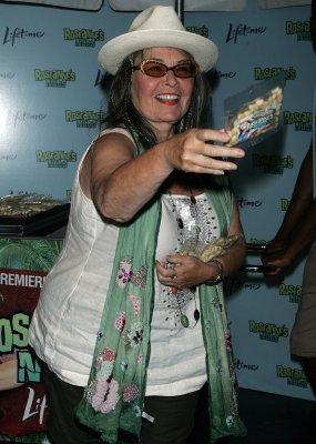 Roseanne Barr running for president