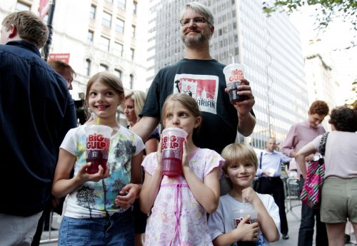 Groups ask surgeon general for soda report