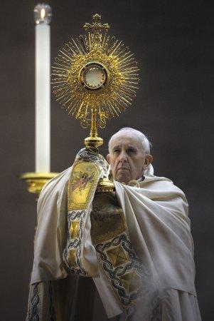 88% of U.S. thinks Pope Francis handling job well