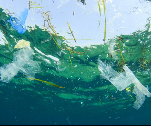 Study finds there is almost 270,000 tons of plastic in the ocean