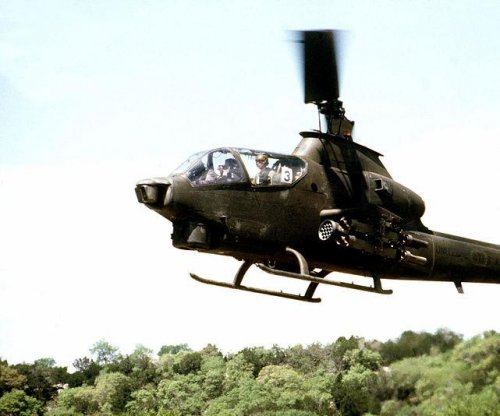 Orbital ATK upgrades South Korean Army Cobra helos