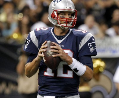 New England Patriots QB Tom Brady speaks publicly