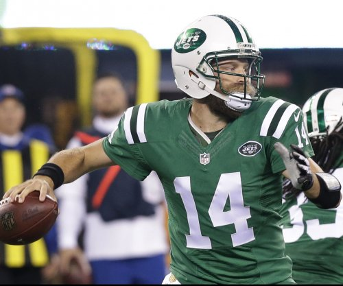 Jets QB Ryan Fitzpatrick to start against Texans