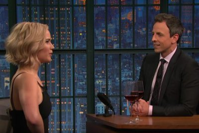 Jennifer Lawrence wanted to ask Seth Meyers on a date