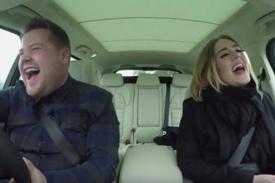 Adele to perform Carpool Karaoke on 'Late Late Show'