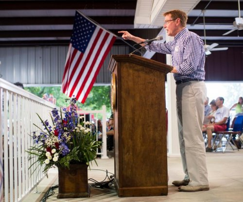 Kentucky's gay Senate candidate attracting little notice