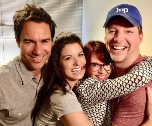 'Will & Grace' cast reunite on social media, tease 'something big'