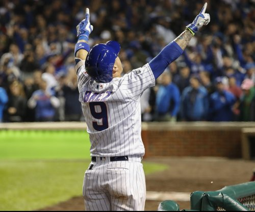 Javier Baez homer gives Chicago Cubs Game 1 victory vs. San Francisco Giants