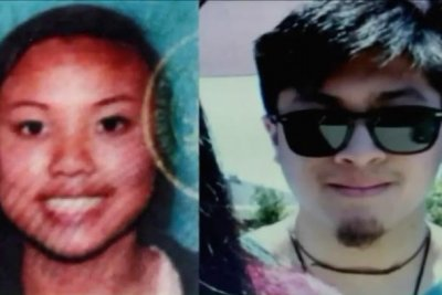 Bodies of missing hikers found embracing in Joshua tree