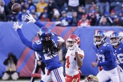 New York Giants CB Janoris Jenkins 'shocked' by friend's death, brother's arrest