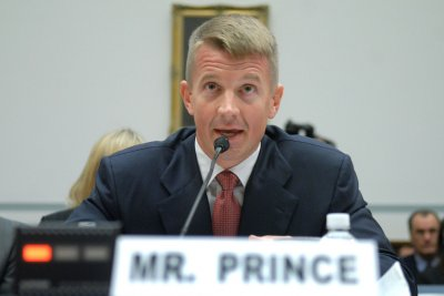 House intelligence refers Erik Prince to Justice Department for probe