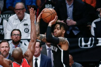 Warriors GM says he won't trade guard D'Angelo Russell