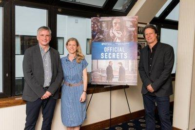 'Official Secrets' director Gavin Hood praises bravery of whistle-blowers