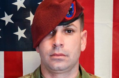 Pentagon identifies U.S. soldier killed in Kabul attack