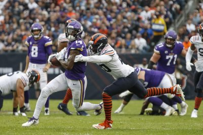 Minnesota Vikings' Stefon Diggs on possible trade: 'Truth to all rumors'
