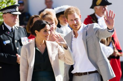 Reports: Prince Harry, Meghan Markle leave Canada for Los Angeles