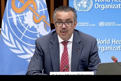 WHO chief urges wealthy nations to pause COVID-19 vaccine boosters