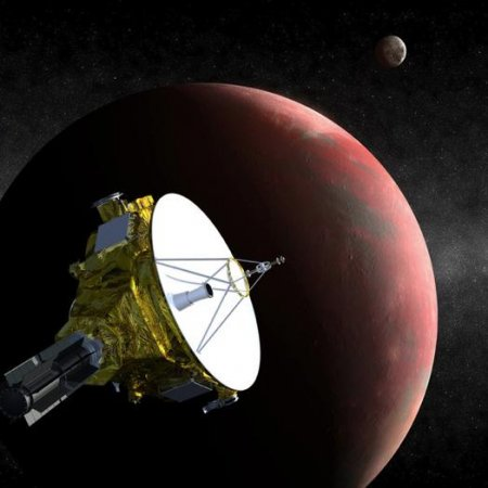 Pluto-bound mission faces 'traffic' hazard