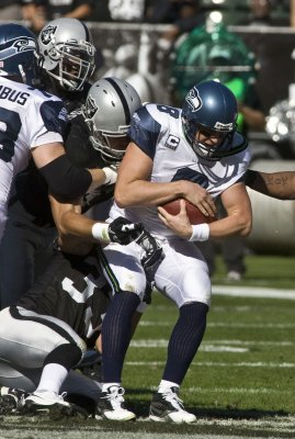 Hasselbeck OK, will start for Seahawks