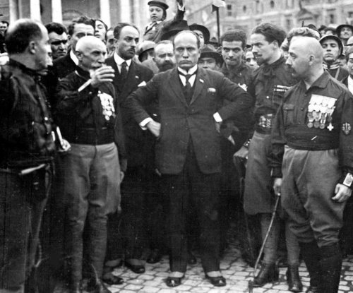 Mussolini assumes power, forms cabinet