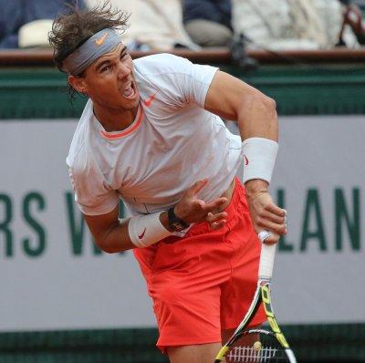 Nadal back to third in tennis rankings