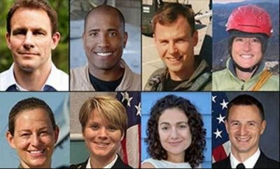 NASA selects eight applicants for 2013 class of astronauts