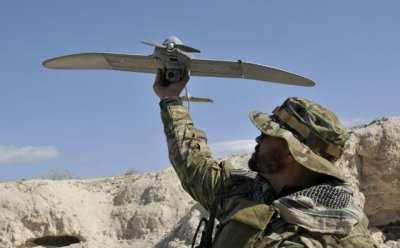 Marines getting Wasp AE microdrones from AeroVironment