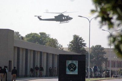 Pakistan resumes execution of terrorists in wake of school massacre