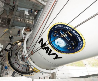 Navy extends satellite support contract