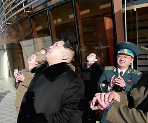 North Korea celebrates 'thrilling' satellite launch while praising Kim