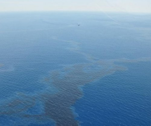 Shell: No oil expected to reach shore