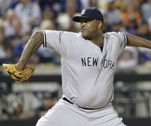 New York Yankees pitcher CC Sabathia diagnosed with Grade 2 hamstring strain
