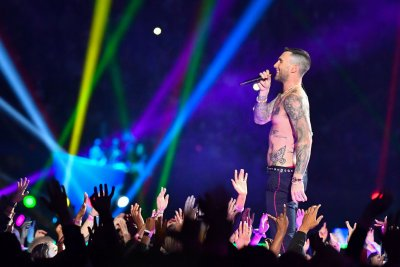 Famous birthdays for March 18: Adam Levine, Lily Collins