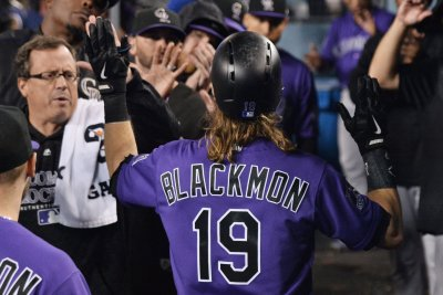 Colorado Rockies place Charlie Blackmon on injured list