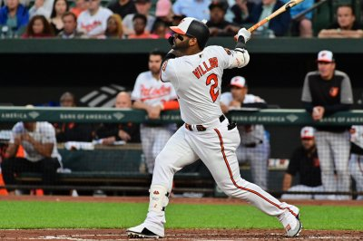 Baltimore Orioles' Jonathan Villar blasts MLB-record 6,106th home run