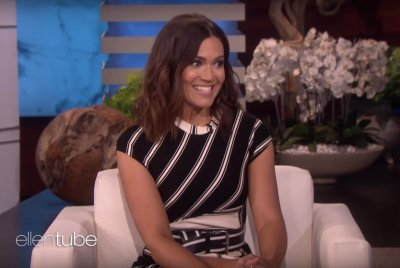 Mandy Moore on her musical household: 'It's pretty dreamy'