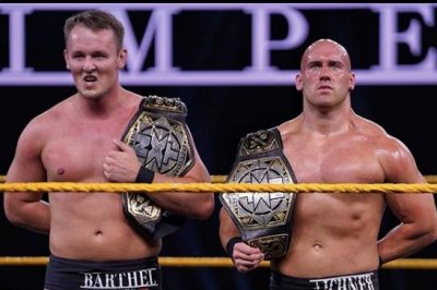 WWE NXT: Imperium win Tag Team Championships