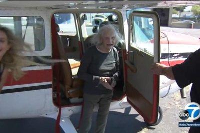 California woman, 99, becomes world's oldest pilot, flight instructor