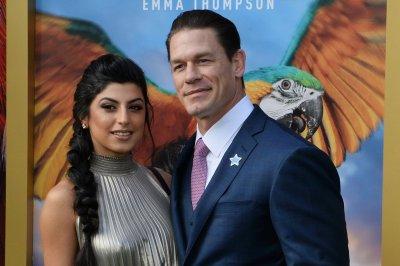 John Cena marries girlfriend Shay Shariatzadeh