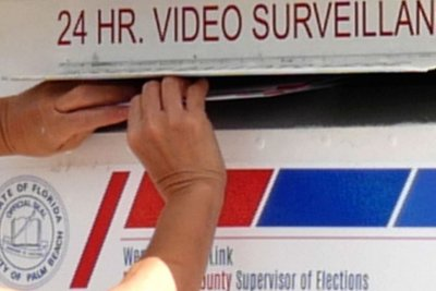California AG seeks court order over unauthorized ballot boxes