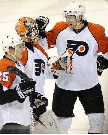 NHL: Philadelphia 3, Pittsburgh 1