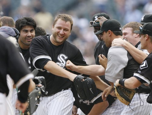 MLB: Chi. White Sox 5, Tampa Bay 0