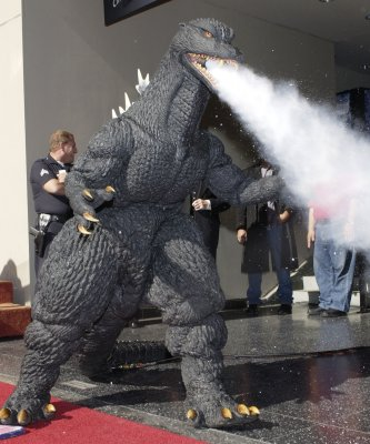 U.S. Air Force confirms it could take out Godzilla