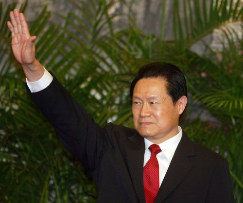 China indicts former security chief Zhou Yongkang on charges of corruption, leaking state secrets