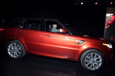 Land Rover recalls 65,000 vehicles over unlatching doors